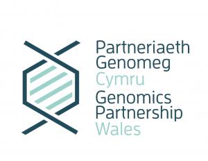 Genomics Partnership Wales Logo
