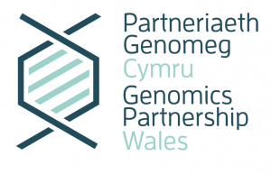 Genomics Partnership Wales Logo