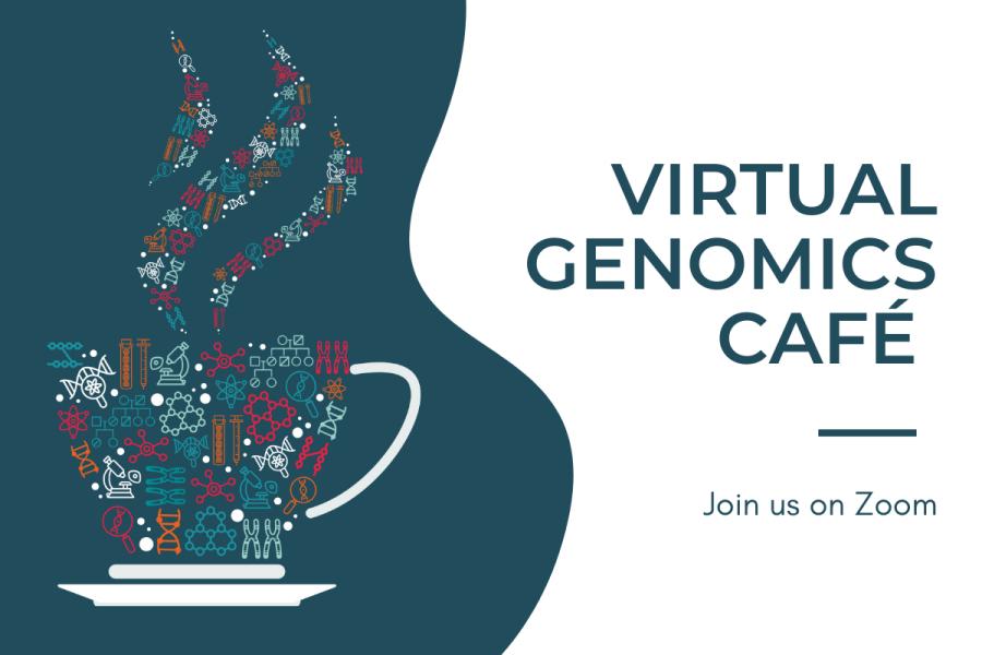 Genomics cafe cover