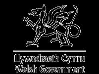 Welsh Government Logo - Black